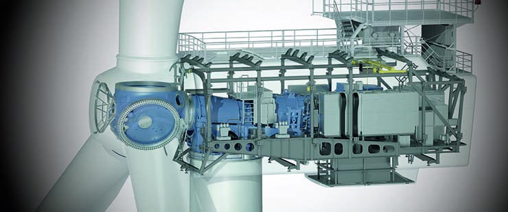 For a 5-megawatt wind turbine prototype, aerodyn employs the latest control and software technologies, including a comprehensive PC-based control solution and the new modular TwinCAT Wind Framework. ...