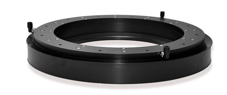 Mechanical guiding systems, such as crossedroller bearings, work well for most motion control applications; however, when precision, angular repeatability, and geometric performance